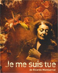 """Odette Simonneau à l'affiche de """"Je me suis tue"""""""