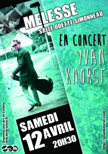 affiche Yvan Knorst A3
